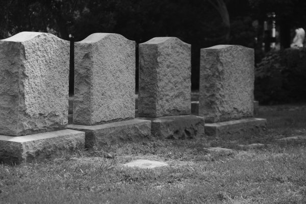 Empty Headstones