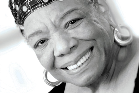 did maya angelou go to college That some people, unable to go to school, were more educated and more intelligent than college professors (maya angelou.