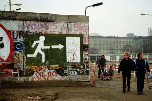 political and emotional division of germany in symbolism of the berlin wall Free essay: the berlin wall the berlin wall, built in august of 1961, was s  physical symbol of the political and emotional divisions of germany the wall  was.