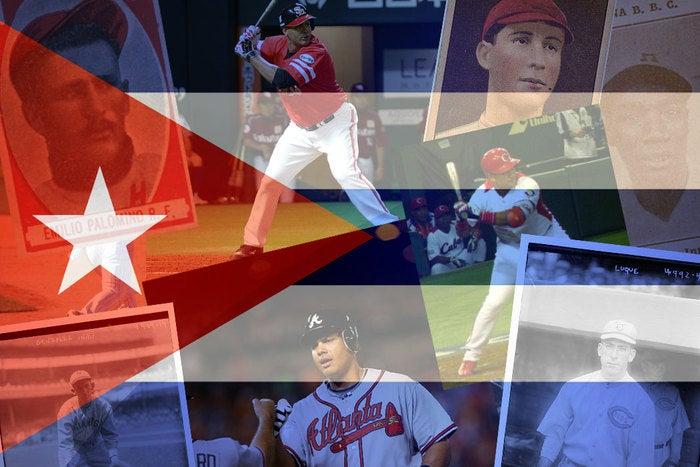 Cuban Born Baseball Players