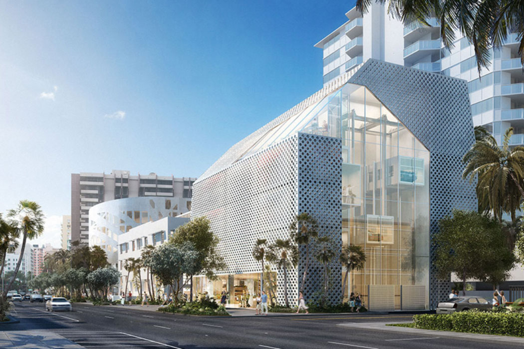 architect rem koolhaas designs a new arts center for miami beach jstor daily. Black Bedroom Furniture Sets. Home Design Ideas
