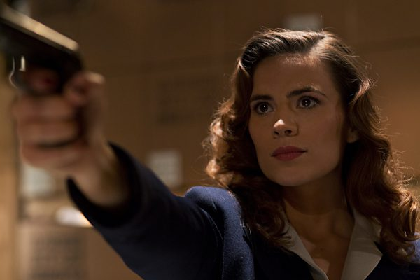AGENT CARTER: Katrin Marchinowski © 2013 MVLFFLLC. TM & © 2013 Marvel. All Rights Reserved.