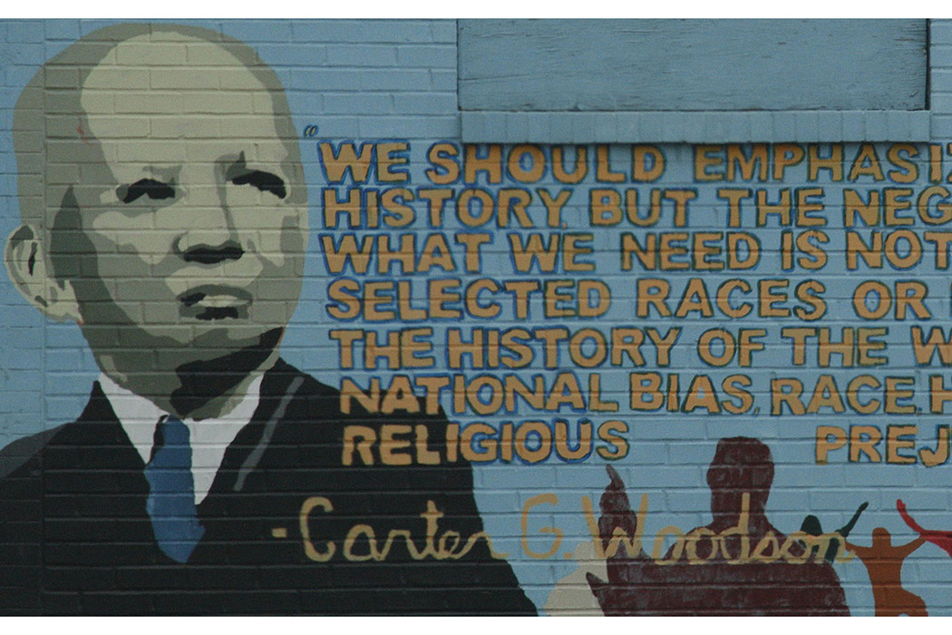 Carter G Woodson The Father Of Black History Month Jstor Daily