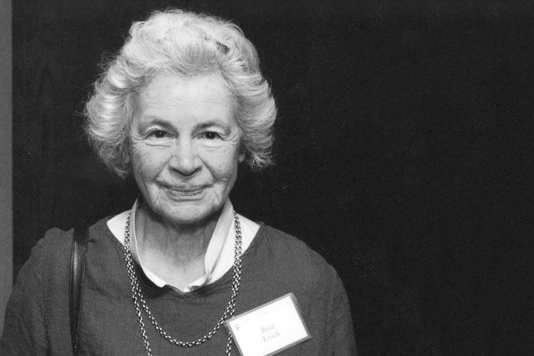Rose E. Frisch