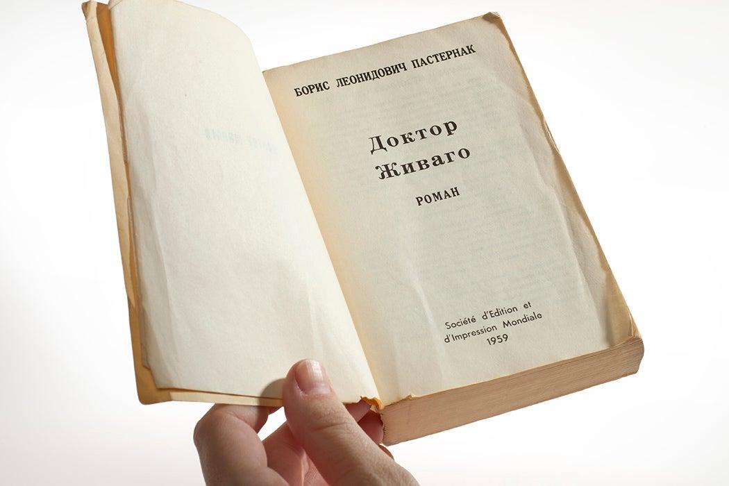 Why Boris Pasternak Rejected His Nobel Prize Jstor Daily