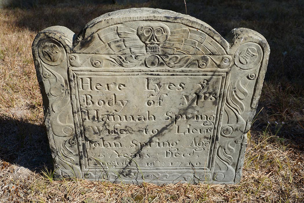 The Genealogy Factor Graveyards Gravestones Jstor Daily