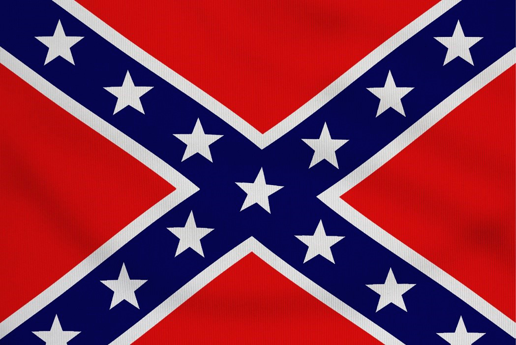 The Psychological Power Of Confederate Flag