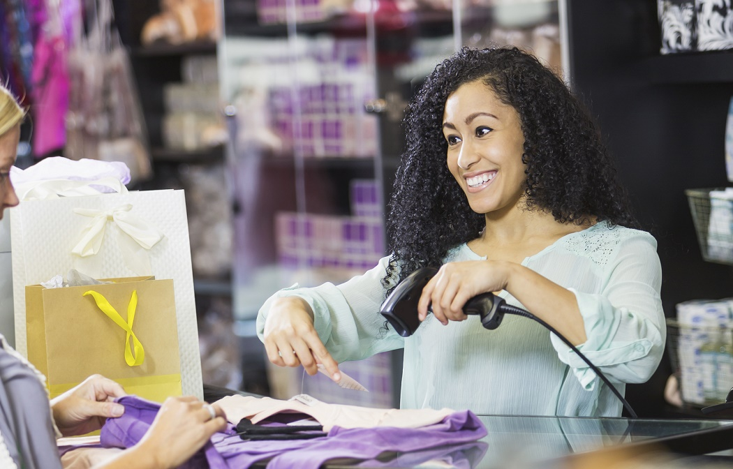 Fashion Retail Store Employee