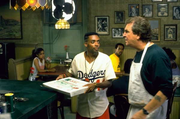 Do the Right Thing (1989) Spike Lee, Danny Aiello Credit: Universal Pictures/Courtesy Neal Peters Collection