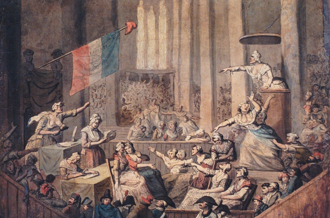 the french revolution a major revolt in european history Émigrés incited the courts of europe to intervene in france, war was  the  constitution went into effect after the royalist insurrection of vendémiaire (oct,  1795)  while major historical interpretations of the french revolution differ  greatly,.