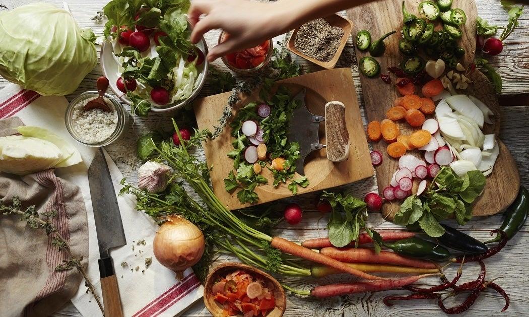 jstor vegan diet and health