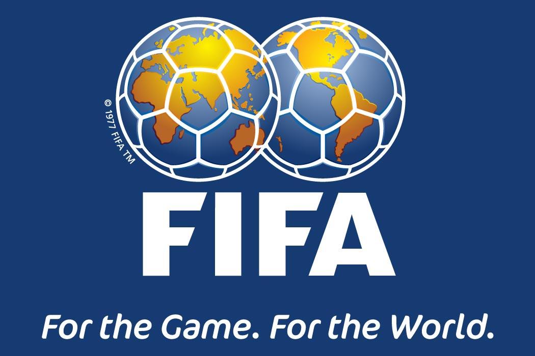 Resultado de imagen de fifa logo