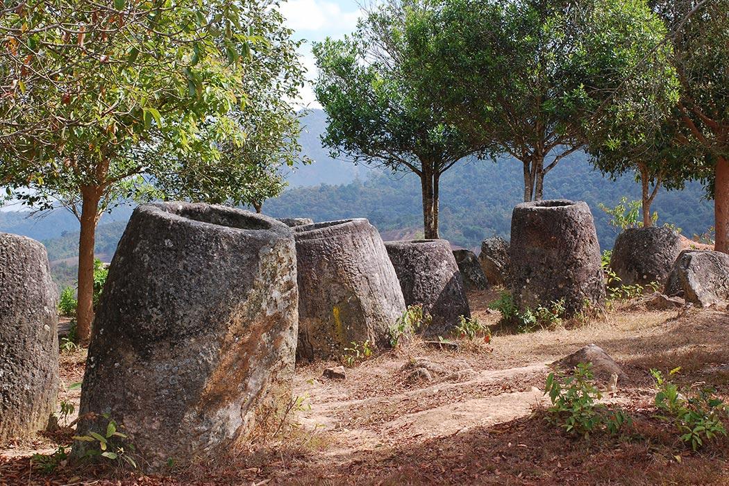 Laos' Perplexing Plain of Jars | JSTOR Daily