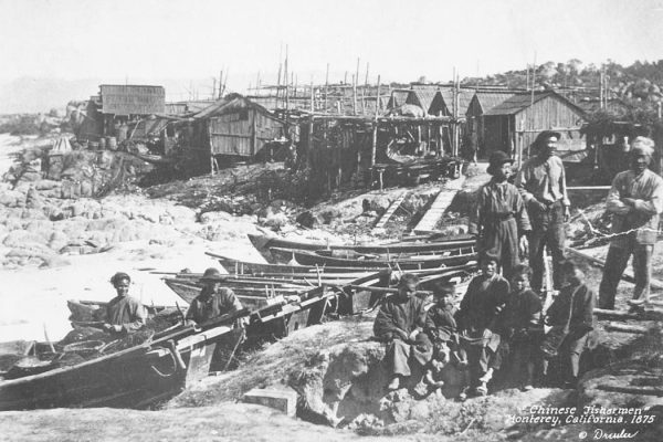 "Licensed under Public Domain via <a href=""https://commons.wikimedia.org/wiki/File:Chinese_American_Fishermen_b.jpg#/media/File:Chinese_American_Fishermen_b.jpg"" target=""_blank"">Commons</a>"