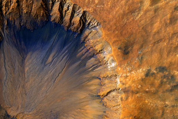 Credit: NASA/JPL/University of Arizona Caption: Alfred McEwen