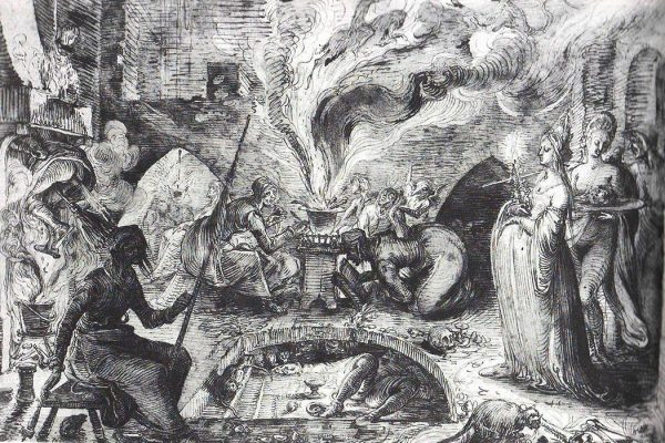 Cuisine des sorcières