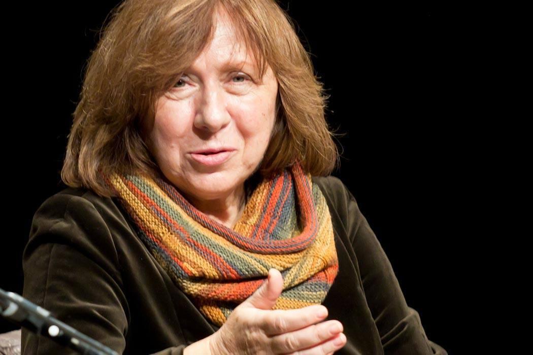 Svetlana Alexievich, a Belarusian investigative journalist and prose writer, Nobel laureate in Literature 2015