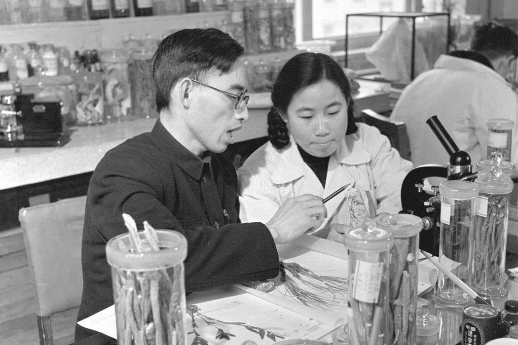 Sweden-Nobel prize-China-Tu Youyou Xinhua via Getty Images