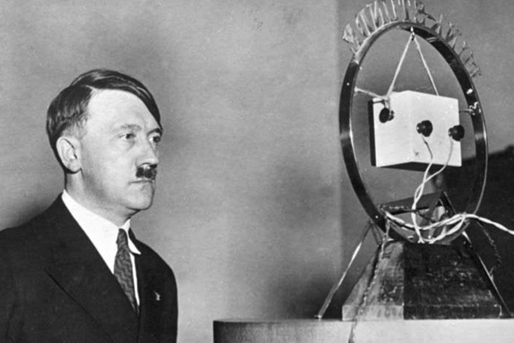 Hitler speaks, 1. February 1933