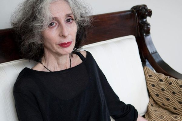 Deborah Eisenberg, short story writer, New York, NY.