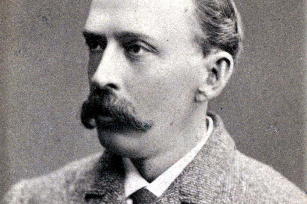 George Kennan 1885