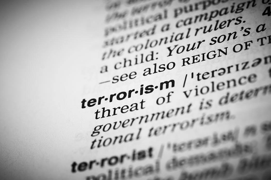 Terrorism definition