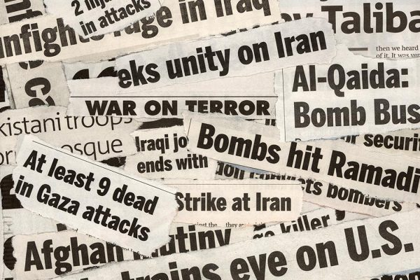 War headlines