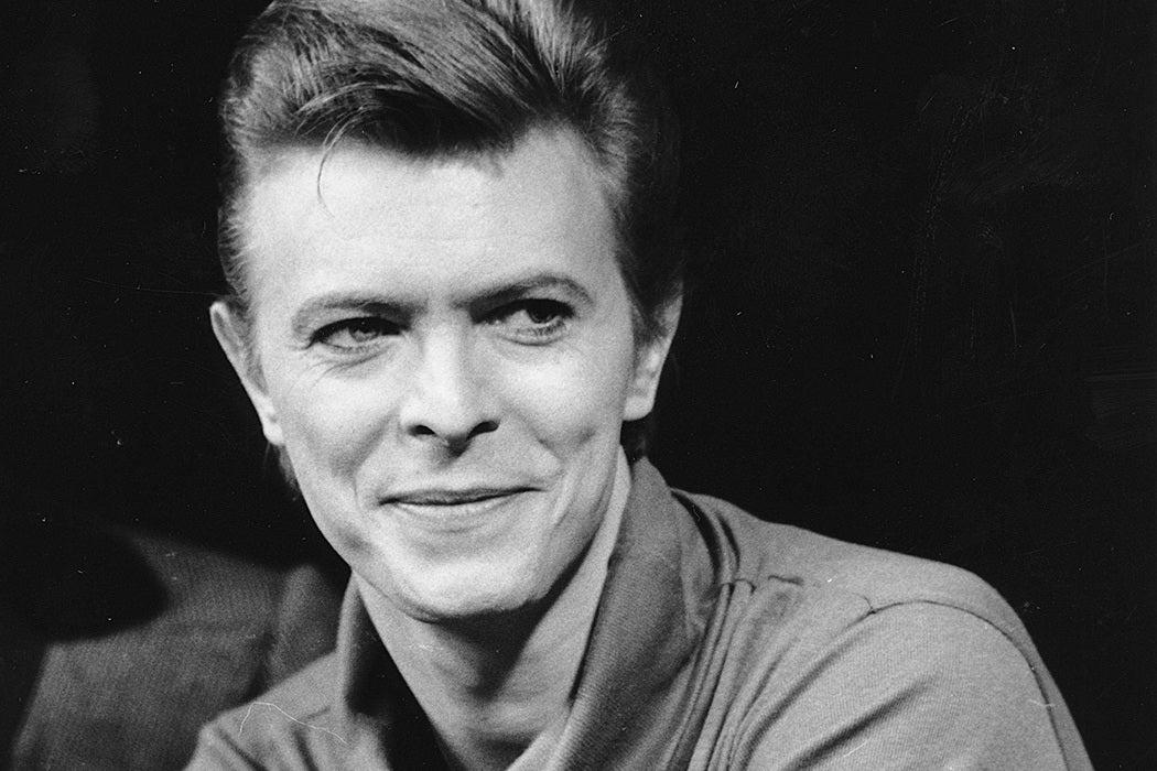 David Bowie AP Photo/Marty Lederhandler