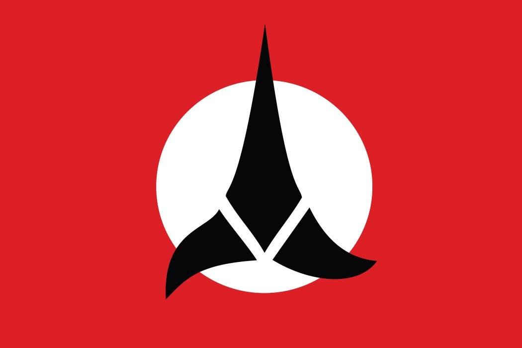Flag of the Klingon Empire