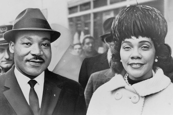 Martin Luther King, Jr. and Coretta Scott King.  By Herman Hiller / New York World-Telegram & Sun, Public domain via Wikimedia Commons