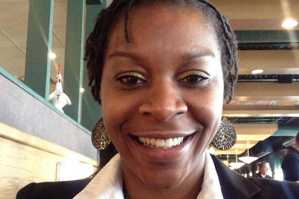 Sandra Bland via Facebook