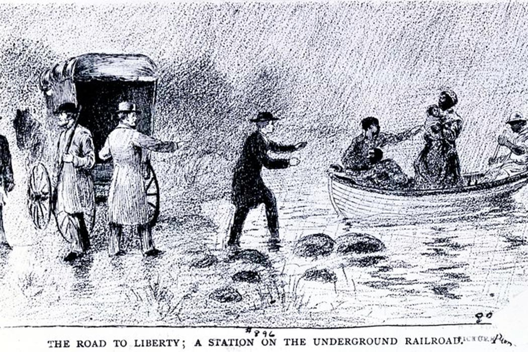 An analysis of the history of the underground railroad