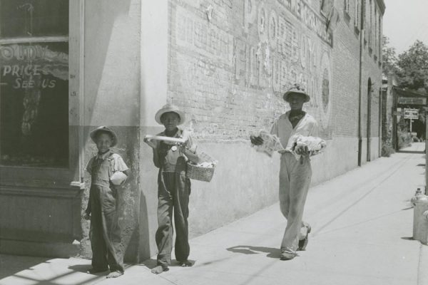 Port Gibson, Mississippi, August 1940.