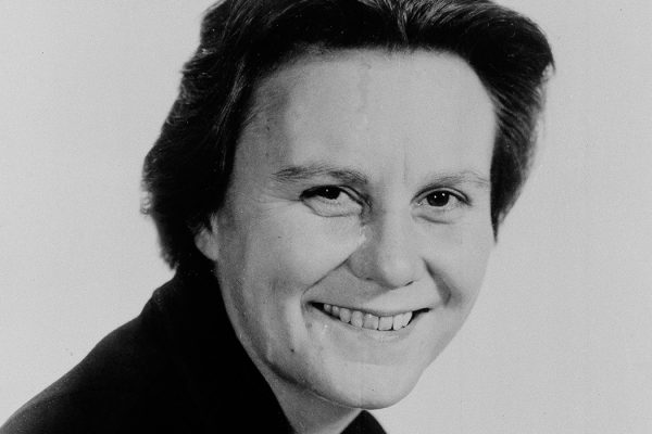 "This March 14, 1963 file photo shows Harper Lee, author of the Pulitzer Prize-winning novel, ""To kill a Mockingbird."" The head of a group for Alabama writers says the new book by Harper Lee will help other state authors. Alabama Writer's Forum executive director Jeanie Thompson says the attention being given to Lee's long-awaited second novel reflects on other writers in the state. (AP Photo, File)"