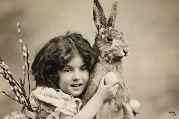 Easter Card ca. 1907