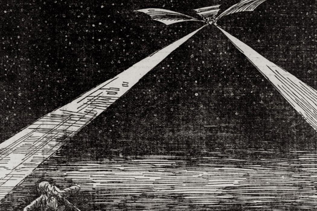 Mystery airship The Saint Paul Globe (Minn) April 13 1897