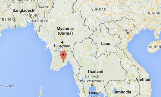 Myanmar_Dedaye_map