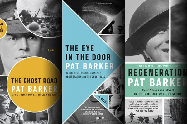 The Ghost Road, The Eye in the Door, Regeneration, by Pat Barker