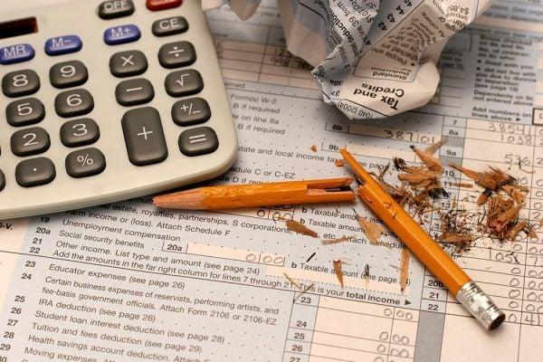 Tax frustrations