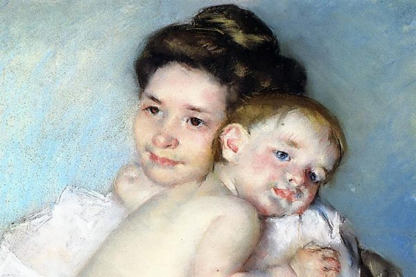 Mary Cassatt's The Young Mother