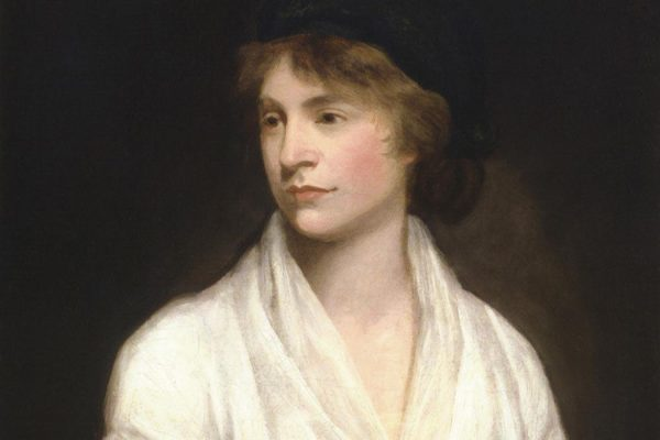 Mary Wollstonecraft by John Opie (c. 1797) John Opie, Public domain, via Wikimedia Commons