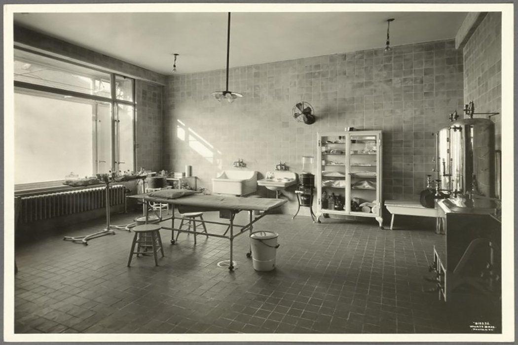 Columbia Presbyterian Emergency Room