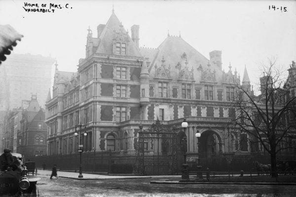 Cornelius Vanderbilt II House