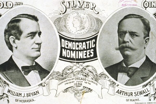 Bryan Sewall campaign poster