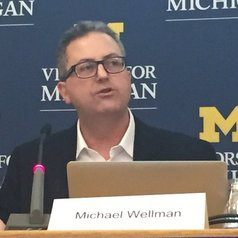 Photo: Michael Wellman of the University of Michigan