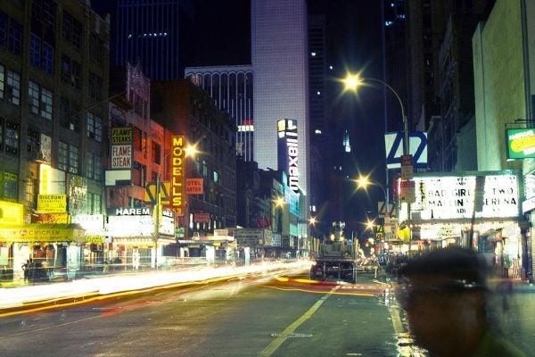 42nd Street 1980s