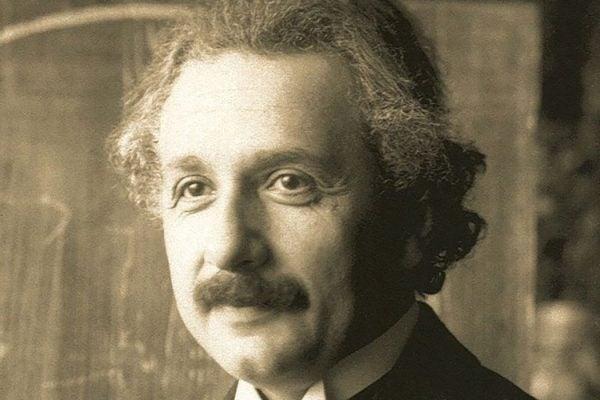 Albert Einstein, 1921