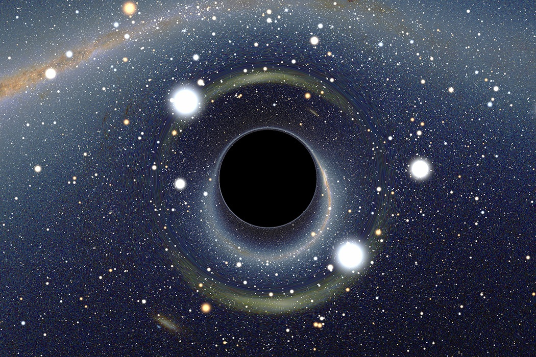 Black Hole illustration