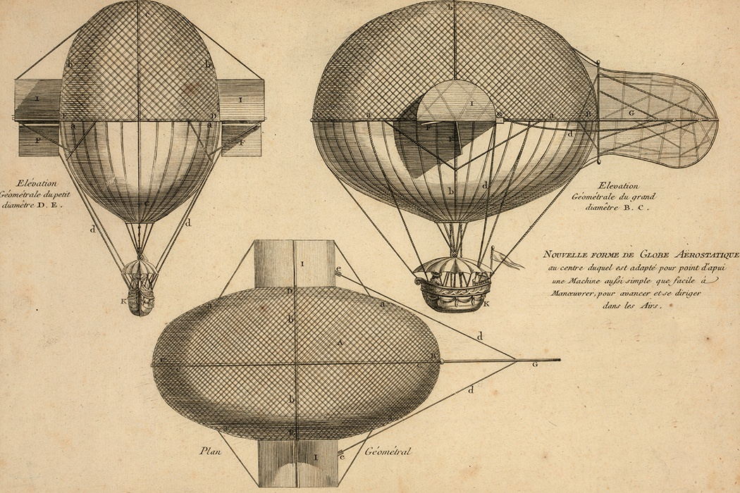 Airships and Flying Machines