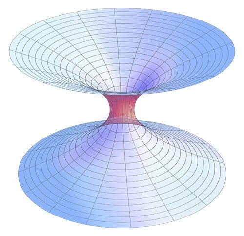 wormhole illustration